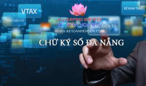 Đăng ký chữ ký số tại Đà Nẵng