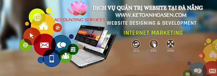Dịch vụ quản trị website tại Đà Nẵng