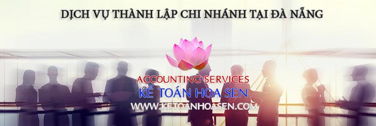 Dịch vụ thành lập chi nhánh tại Đà Nẵng