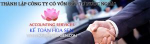 Dịch vụ thành lập công ty vốn nước ngoài tại Đà Nẵng