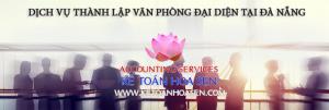 Dịch vụ thành lập văn phòng đại diện tại Đà Nẵng