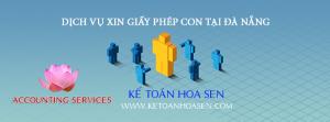 Dịch vụ xin giấy phép con tại Đà Nẵng