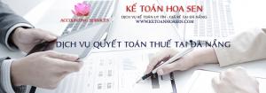 Dịch vụ quyết toán thuế tại Đà Nẵng
