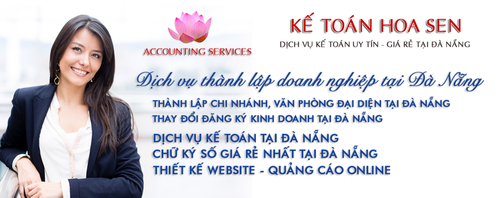 Thành lập công ty TNHH một thành viên tại Đà Nẵng