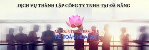Dịch vụ thành lập công ty TNHH tại Đà Nẵng uy tín