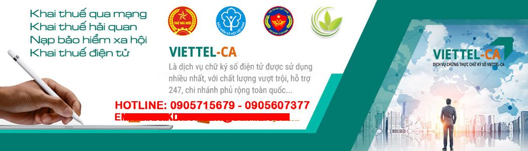 Đăng ký chữ ký số Viettel tại Đà Nẵng giá rẻ nhất